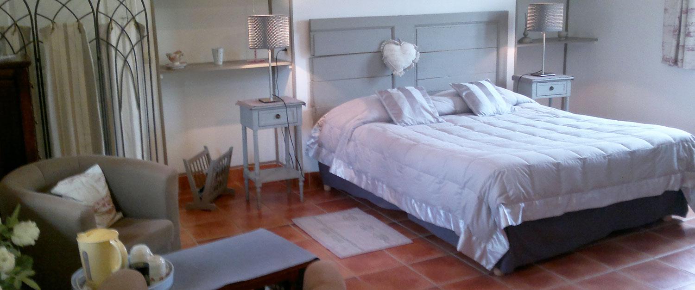 Les Marronniers chambre d'hôtes : chambre Trouville