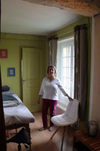 Christine vous propose des séances bien être ou pour lutter contre certaines douleurs par magnétisme curatif