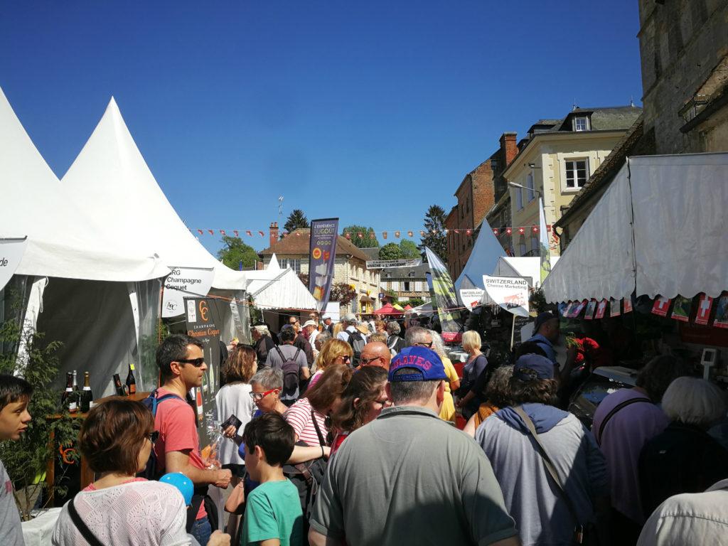 cambremer festival des AOC