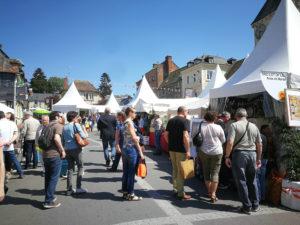 cambremer festival des AOC SRG sites remarquables du gout