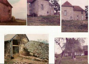 le domaine des marronniers dans les années 70